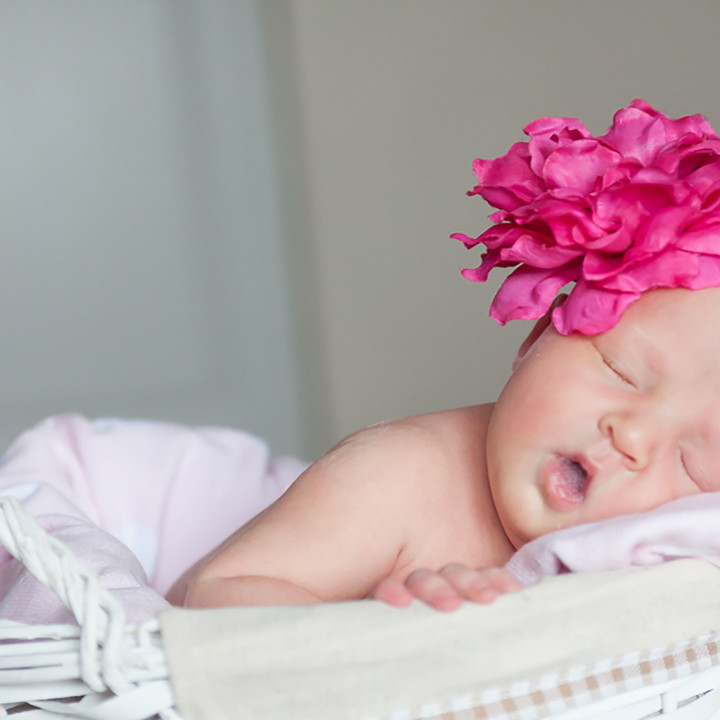 Little Princess| Newborn Photographer Dublin
