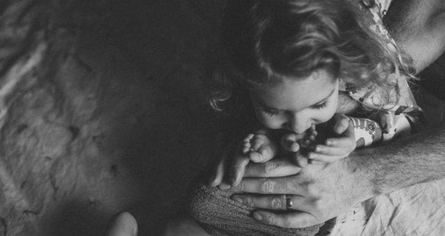 Baby portrait | Dublin newborn photographer