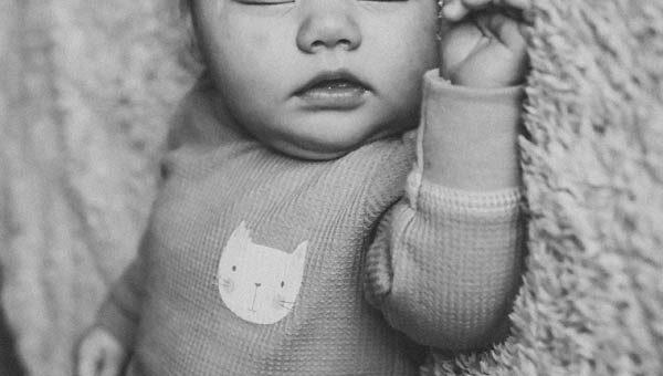 Baby and mum portrait| Dublin family portrait
