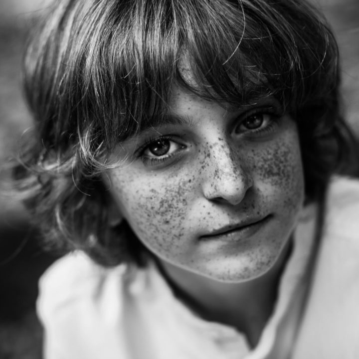 From the  artistic portraiture workshop in Rome | Nico