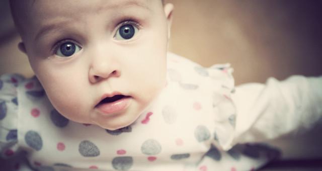 Baby portrait | Anna Nowakowska, Dublin