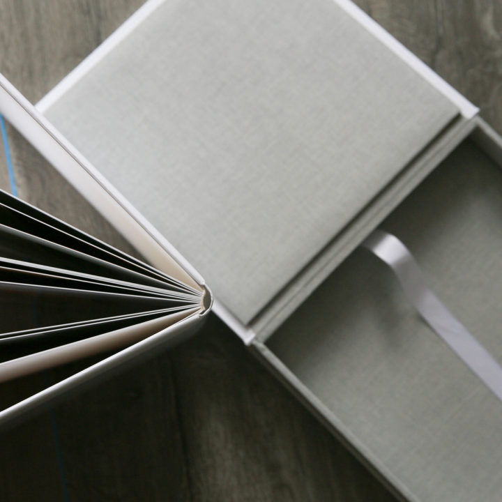 Matchbox Albums & Photo Books