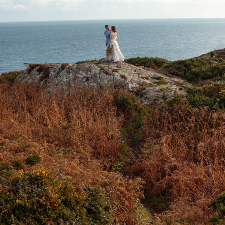 Autumn wedding in Ireland